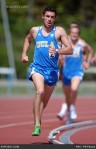Alec racing for UCLA
