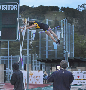 Carrissa Madsen of Novato won the PV