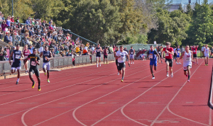 Novato Boys 4 X 100m Relay